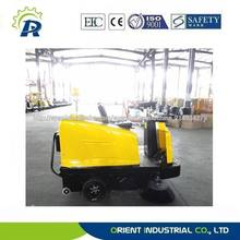 C350 maquina lavar piso industrial mini barredoras de la calle barrendero
