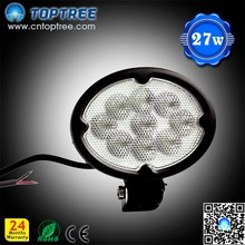 27W C ree LED work light off-road car modified drag windshield repair light truck noise reductionled spotlights