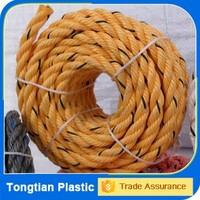 PE tiger rope mark rope