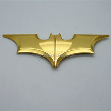 Batman money clip with gold color for promotion