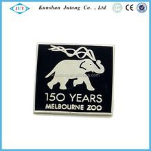 custom cute design metal animal lapel pins