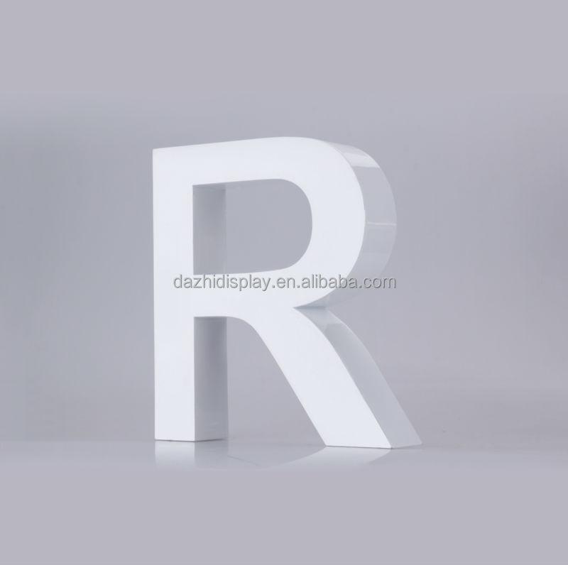 2015 china hot sale led backlit acrylic letter sign small. Black Bedroom Furniture Sets. Home Design Ideas