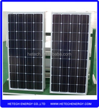 Good quality mono 85w low price solar panels import from china with fast shipment