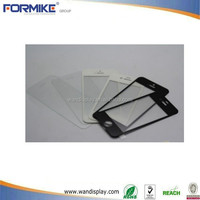 replacement glass cover lens for apple mobile phone parts