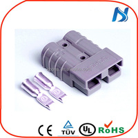 350A 600V auto electrical 2-pin terminal connectors stainless steel wire connector