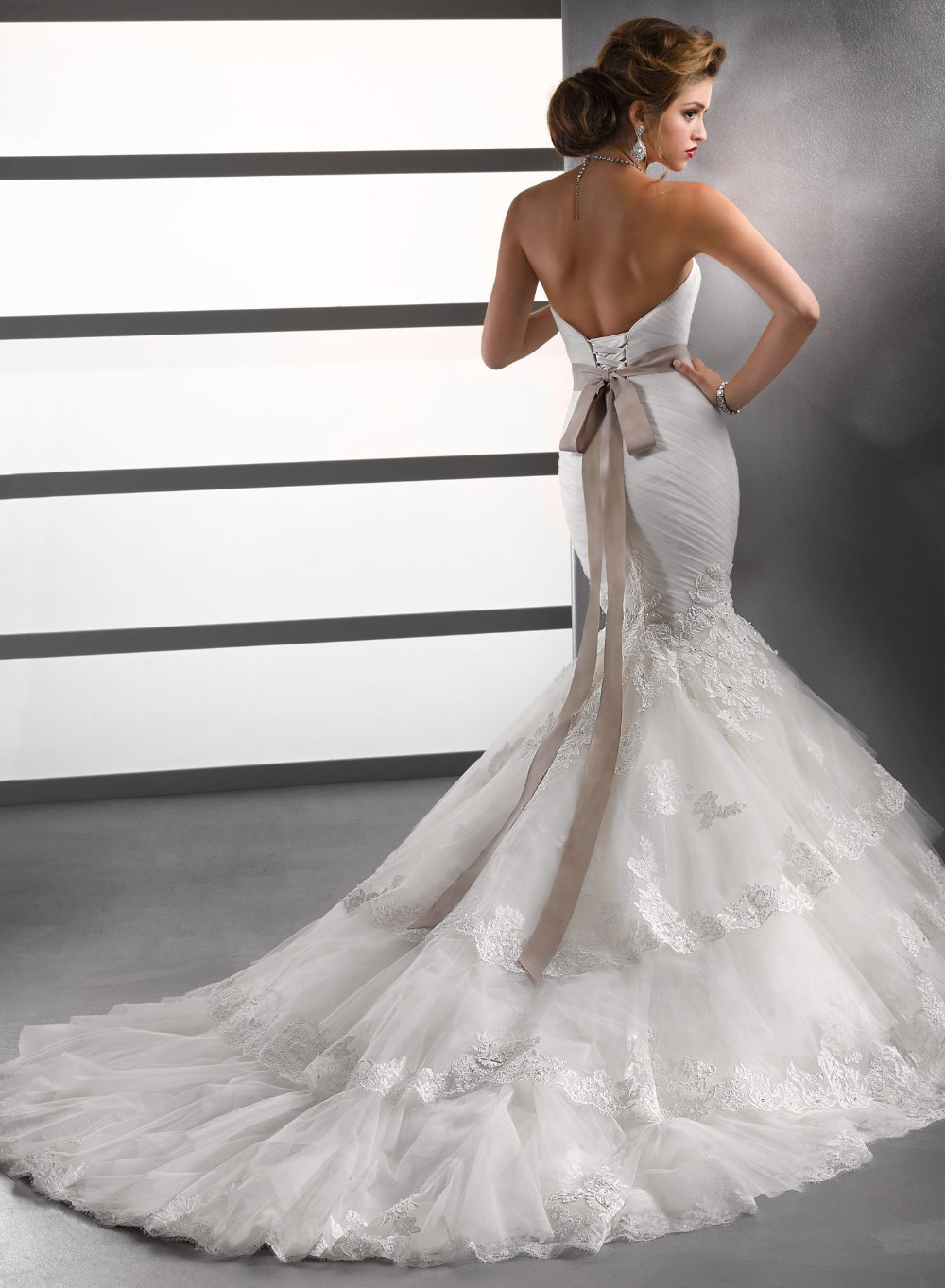 Fine Pnina Tornai Corset Wedding Gowns Images - Images for wedding ...
