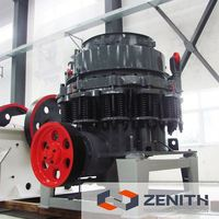 Zenith latest design hydraulic cone crusher for sale with CE