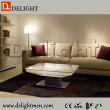 Modern design plastic lounge lighting table with remote control color changing