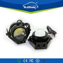 High Accuracy Compressive white yellow color 12v 50cm led daytime running light