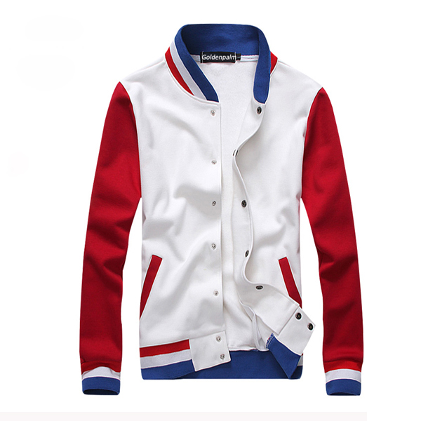 Perfect varsity jacket. I needed four very specific jackets that were slightly different from the Clothoo's blank jackets. After reaching out to the team I was able to get a custom color and jacket style created all still at a reasonable price.