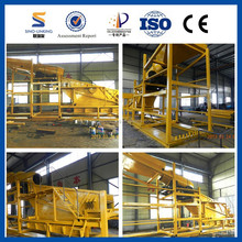 Slag Removal Mini Gold Mining Equipment with 99% Extraction Ratio