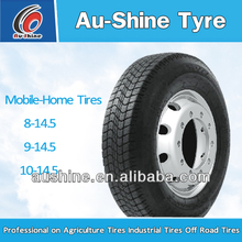 Aushine Mobile home tire 8-14.5 for American Pneu House Tire