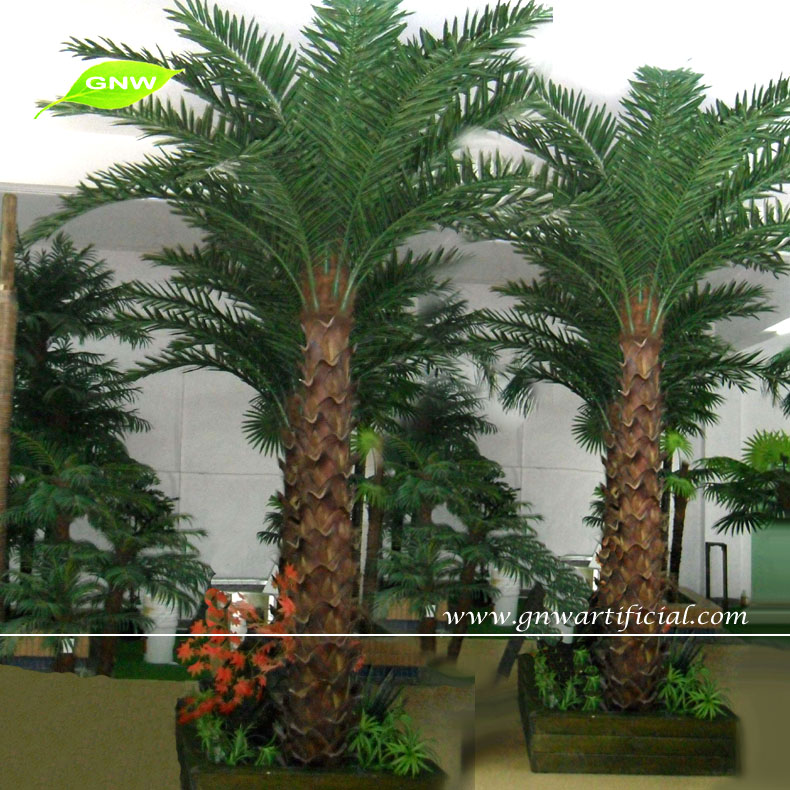 Gnw apm040 palm tree costume decorations for outdoor use for Decorating outdoor trees