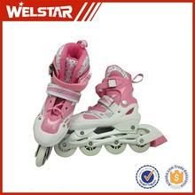Factory Outlet Mesh Inline Skate Shoes Roller Skate Shoes for Training and Entertainment