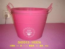Hot New product for 2015 Corlorful decorative flower pot