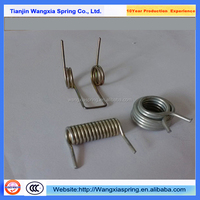stainless steel / Steel Kick Starter Torsion Spring