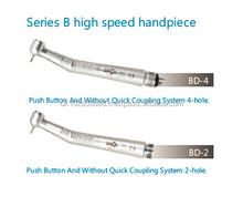 sinol 4holes/2holes high speed dental handpiece,selling in Europe,CE/ISO