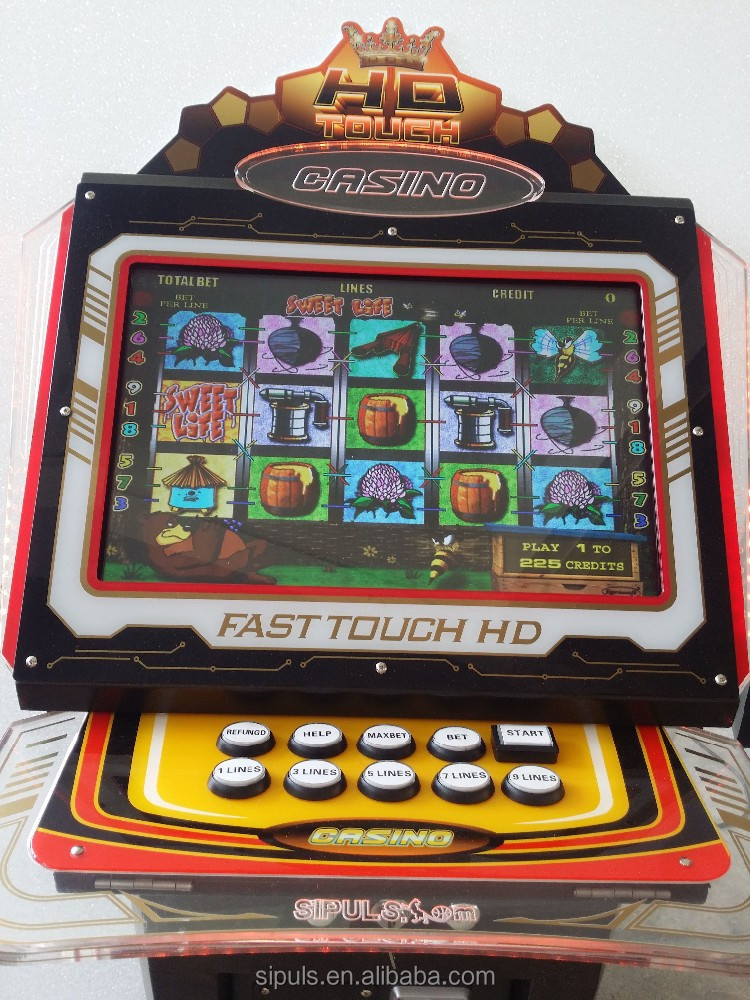 casino games machine for sale
