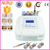 Salon beauty no needle meso gun/needle free mesotherapy machine/Ultrasonic facial equipment Au-221