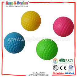 Sport Toy Outdoor Game Colorful Golf Ball For Practice