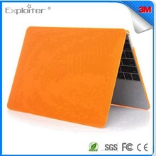 Best from china printed case for macbook pro case shell