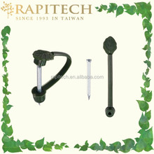 Plastic Gardening Climbing Support Clip Stem Support Plant Clip