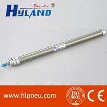 Hyland Pneumatic Airtac type MA Series Double acting Stainless steel pneumatic Cylinder/Stainless steel Air Cylinder