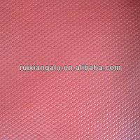 color coated embossed aluminum sheet made in China