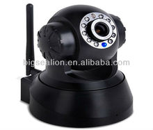 Wireless Recording Indoor Camera Dome 3.6mm IR Night Vision Camera Wifi