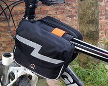 1680D high quality bicycle frame bag