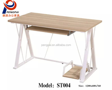 modern design simple strong computer office desk/table hot sale popular