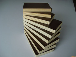 high quality 12mm 15mm 18mm film faced plywood with wbp glue to middle east market