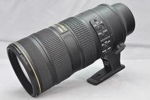 Digital camera lens Nikon AF-S VR ED70-200 F2.8G II