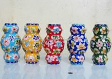 YiWu Factory Zinc Alloy Hookah Shisha Flower Stem Accessories Enameled Hookah Shaft Parts SYQ-5304