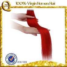 best service brazilian human hair air bang extension