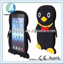 3D Cute Penguin case for iPad Mini