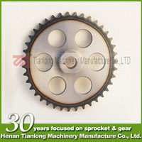 According to drawings gear sprocket