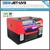 digital flatbed printer a3 6color uv golf printer tennis ball printer