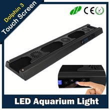 324W Dimmable Full Spectrum LED,led Aquarium Light,Grow Fish Tank Coral Reef LPS/SPS