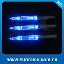 Multicolor LED Flashing Ballpoint Pen China Supplier