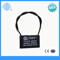 made in china electronics capacitor 4uf 250v
