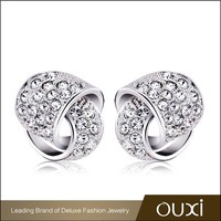 OUXI 2015 turkish jewellery wholesale with Austria Crystal 20317