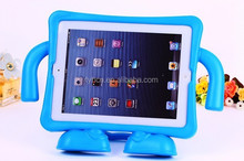 3D Cartoon Kids Safe Foam EVA Handle stand Case Cover Silicone soft for iPad 2 3 4