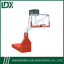Nice design electric hydraulic basketball stand