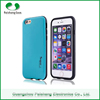 China Phone Case Supplies Shockproof Combo TPU PC 2 in 1 Dual Layer Combo Color Cases Covers for Apple iPhone 6s / 6