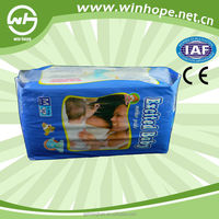 3d leak guard high absorption disposable excited baby diaper online