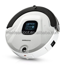 2015 High Class Great Multiple Function Auto- Controller Robot Vacuum Cleaner