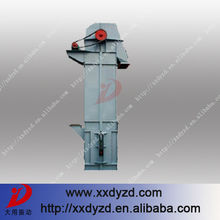 Widely applied roller chain bucket elevator