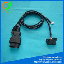 popular china alibaba usb extension cable for car
