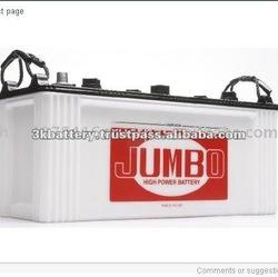 JUMBO N200 (200 AH) Car Dry Charged Battery